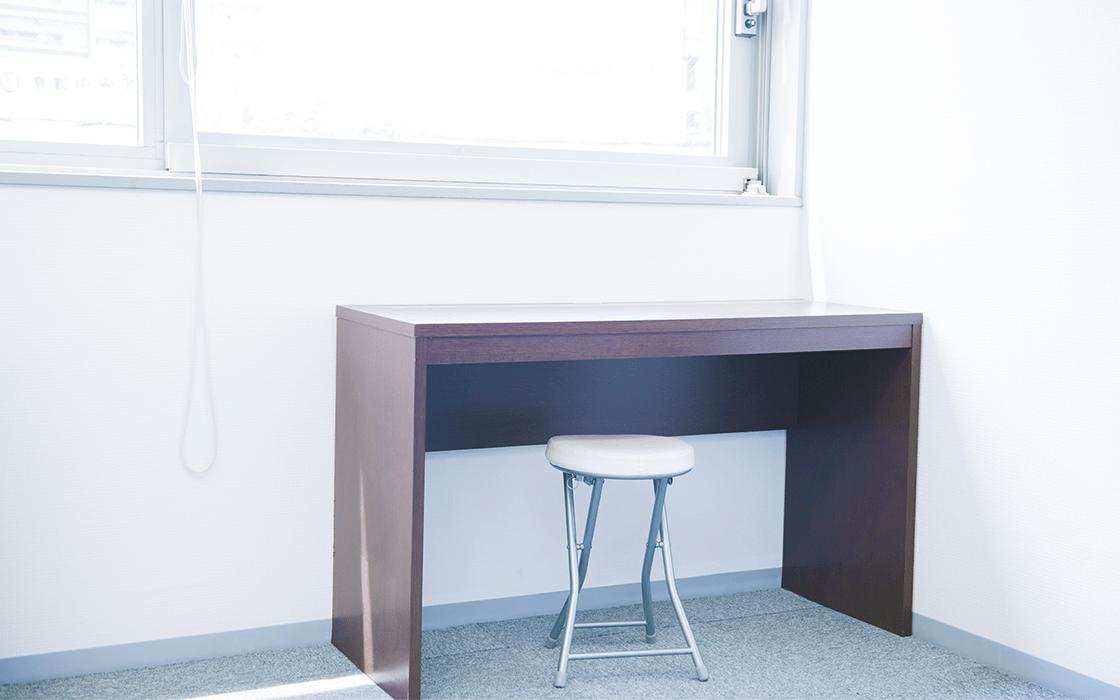 自習室ウイング
